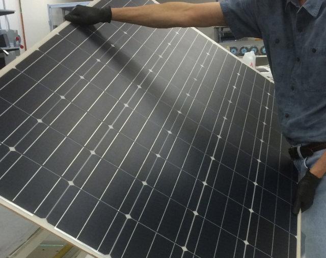 Giga Solar modules