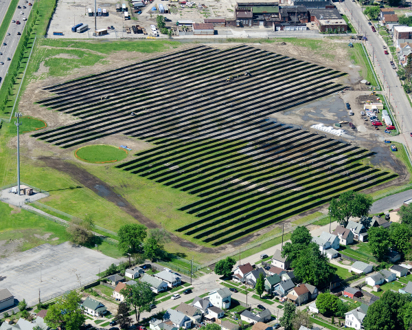 Check Out This Toledo Zoo Solar Site Featured At Epa S
