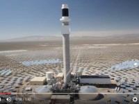 Check out this huge solar thermal power plant using Delta Group's trackers