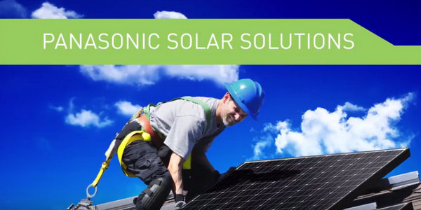 Panasonic solar solutions