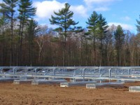 New racking system from Solar FlexRack debuts in this Massachusetts installation