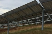 DCE Solar's Contour DB racking selected for 1.38 MW installation