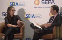 Watch this four-minute talk about the convergence of solar and technology