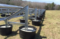 GameChange Solar updates Pour-in-Place ground system with round tubs
