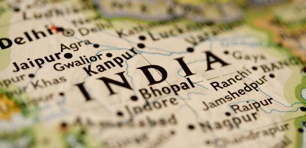 India solar tracker