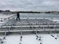 Load Warriors: Experts discuss rooftop ballast installation best practices