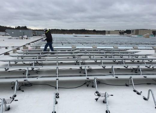Load Warriors: Experts discuss rooftop ballast installation best practices
