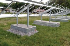 You down with CIP? How cast-in-place foundations add flexibility to a solar installation