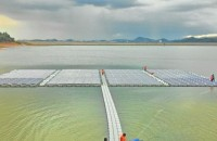 Floating solar company Ciel et Terre hits U.S. shores for first time