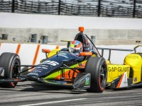 Fueling an Indycar with solar energy (kind of)