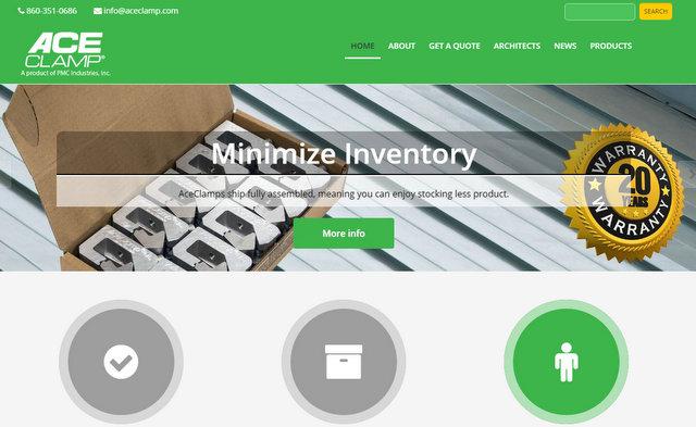AceClamp website