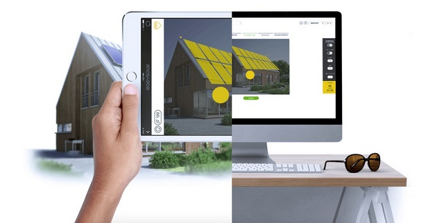Easysolar design app