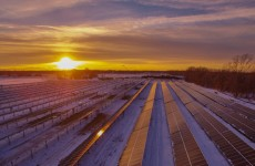 Consumers Energy finishes second solar power plant at a Michigan university