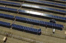 WATCH: Massive Mustang solar project comes together, ready for commercial operation