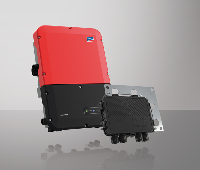SMA releases new SunnBoy inverters with power supply