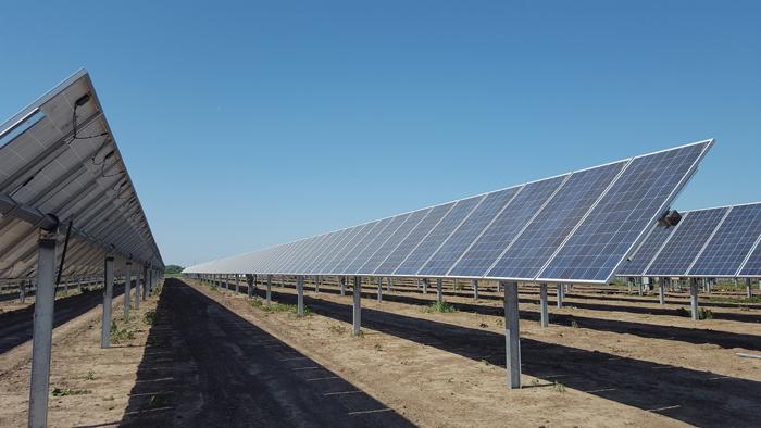 Solar FlexRack to display fixed-tilt, CIP, tracker systems