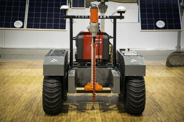 APSR robot survey Terrasmart