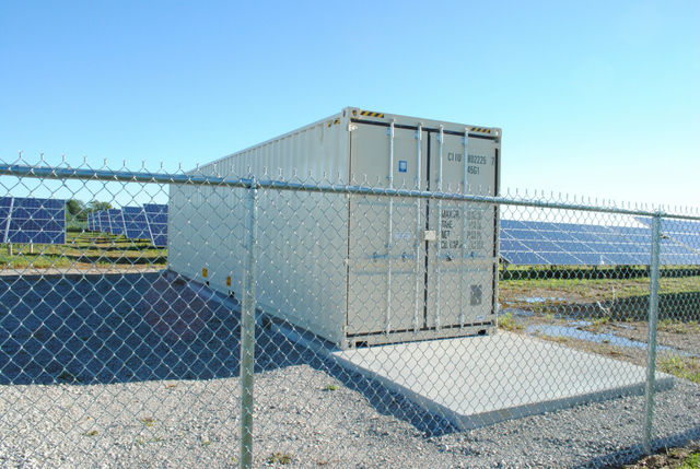 JLM energy storage