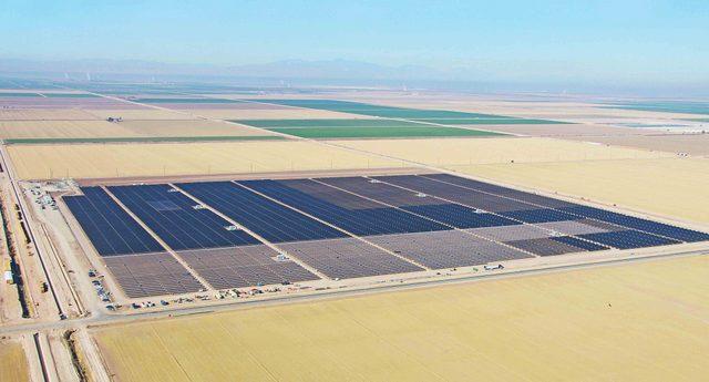 solar diversity california