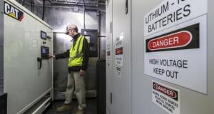 Caterpillar - Tucson Proving Ground - Energy Storage