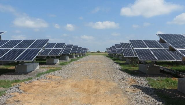 Fort Campbell solar