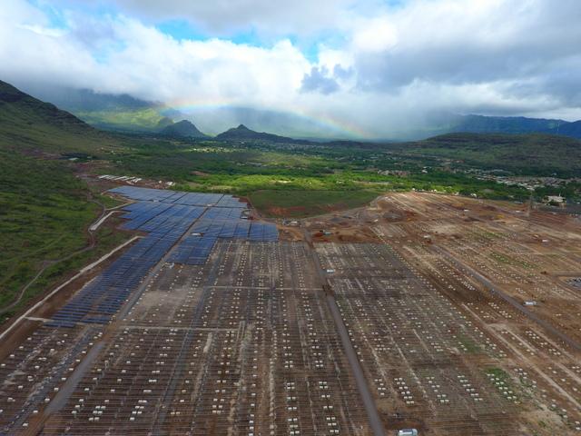 REC hawaii solar