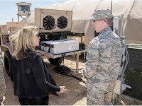 Ideal Power, EnerDel create solar+storage microgrid at U.S. Air Force base