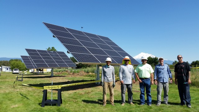 Calfornia school solar renewables