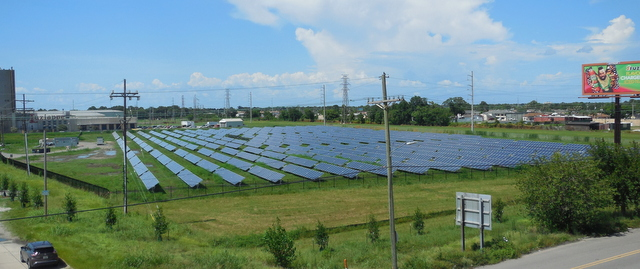 new orleans solar power plant 2