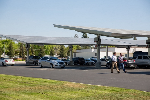 sunpower helix carport