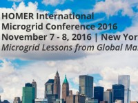Global microgrid lessons will be shared at upcoming New York conference