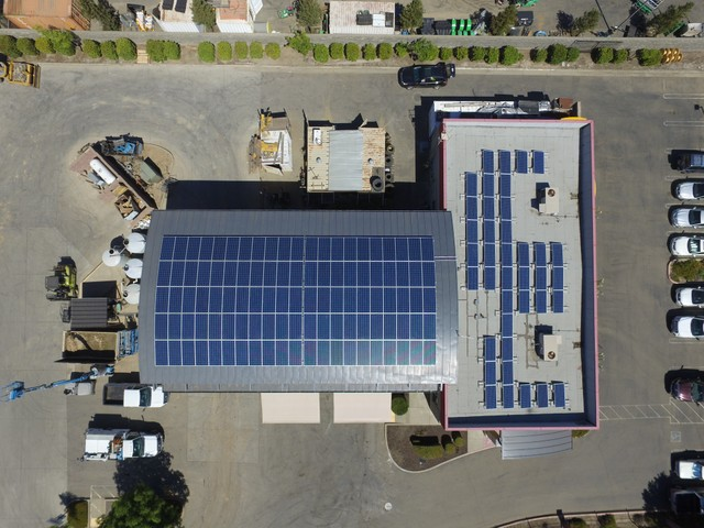 PCI solar rooftop