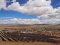 Details on the world's largest microgrid install, via Sungrow