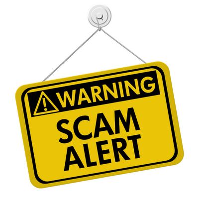 solar scam alert