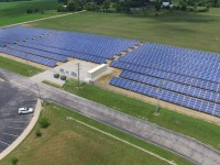 North Putnam Community Schools solar+storage project wins award at Midwest PV conference