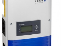 Details on three new inverter models from KACO