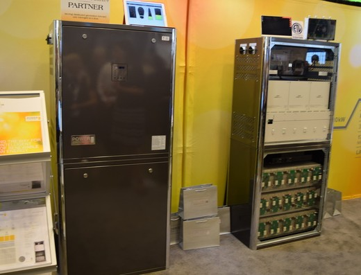 All-In-One: All of your solar-plus-storage needs built into one cabinet