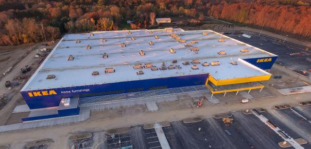 IKEA solar project