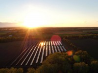 Ithaca College goes solar with remote-net-metered array