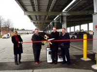 Technical school in Massachusetts adds 663-kW solar canopy via Solect Energy