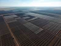 Sneak peek at 106 MW solar project in Southern California