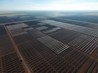Sneak peek at 106 MW solar project in Southern California