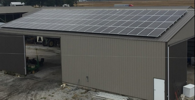 Take A Look Illinois Hunting Club Goes Solar Thanks To Tick Tock Energy