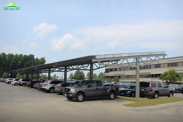 RBI Solar carport