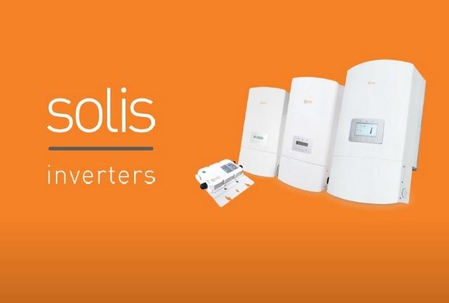 Solis inverters