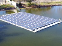 Check out Ciel & Terre's floating PV setup at Intersolar this year