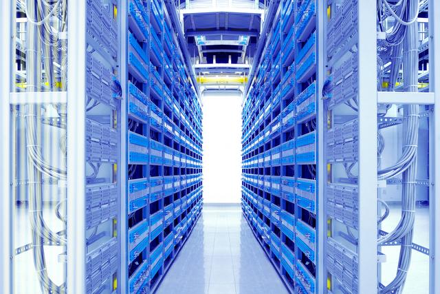 renewable energy data center