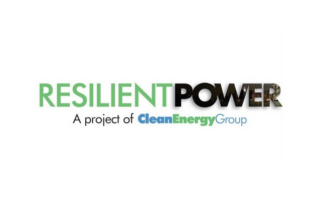 Resilient power solar storage