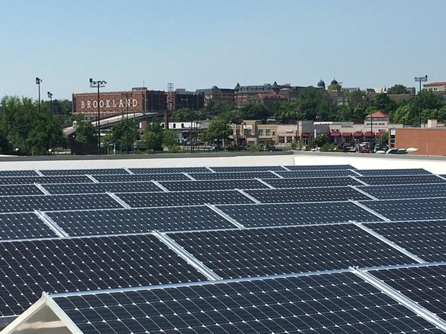 Brookland standard solar