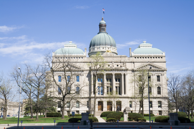 Indiana senate solar bill